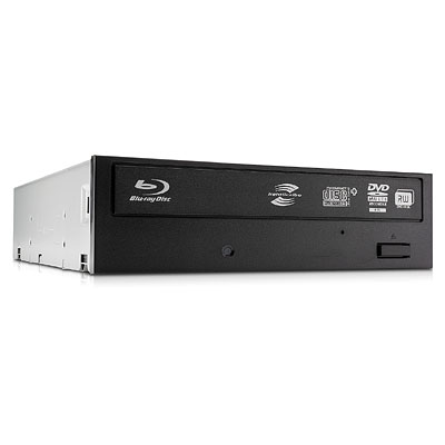 HP 16X SATA Blu-ray Writer