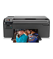 HP Photosmart All-in-One Printer - B109d