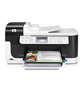 HP Officejet 6500 Special Edition All-in-One Printer - E709e