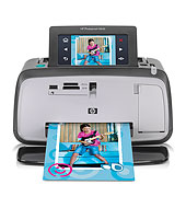 HP Photosmart A640 Printer series - Products for business