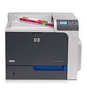 HP Color LaserJet Enterprise CP4525dn Printer - HP Color LaserJet Printers