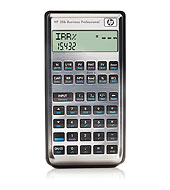 Calculatrice professionnelle HP 30b Business