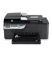 HP Officejet 4500 Drahtloser All-in-One-Drucker - G510n