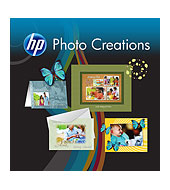 HP Photo Creations Software