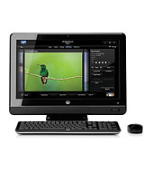 HP All-in-One 200-5020 Desktop PC