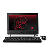PC Desktop Compaq Presario All-in-One CQ1-1008LA