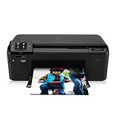 Inkjet : HP Photosmart e-All-in-One Printer &#8211; D110a