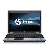 HP ProBook 6550b Notebook PC - Products for business