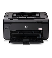 HP LaserJet Pro P1100 Printer series - Black and White Laser Printers