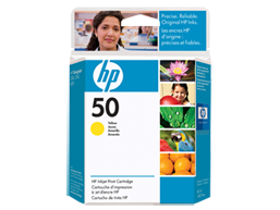 HP 50 Inkjet Print Cartridge
