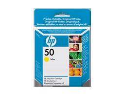 HP 50 Inkjet Print Cartridge