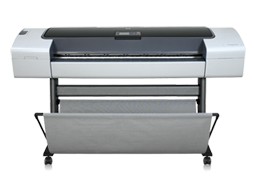HP DesignJet T1100 44-in Office Printer