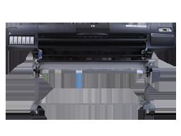HP DJ 5100 printer 繪圖機原廠耗材 墨水 維修 禾洋資訊