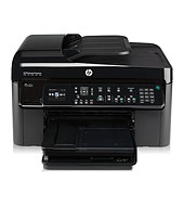 HP Photosmart Premium Fax e-All-in-One Printer - C410a