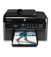 HP Photosmart Premium Fax e-All-in-One Printer series - C410