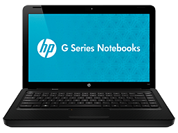 PC notebook HP G42-350BR