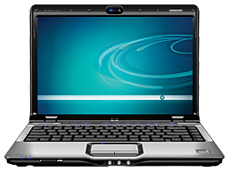 HP Pavilion dv2801tx Artist Entertainment Notebook PC