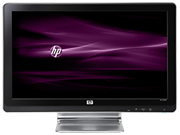 HP 2009f 20 inch Diagonal HD Ready LCD Monitor