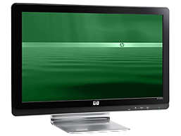 HP 2009m 20 inch Diagonal HD Ready LCD Monitor