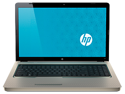 HP G72-c55DX Notebook PC