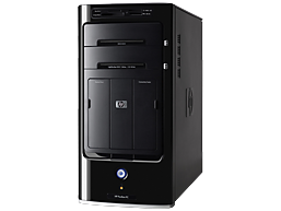 HP Pavilion Media Center m8300f Desktop PC series