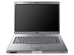 Compaq Presario V5305WM Notebook PC