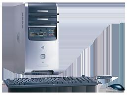 HP Pavilion a240.es Desktop PC