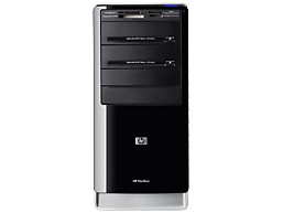 HP Pavilion a6620f Desktop PC