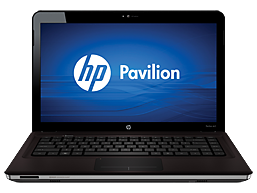 HP Pavilion dv5-2077cl Entertainment Notebook PC