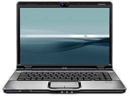 HP Pavilion dv6510ej Entertainment מחשב נייד