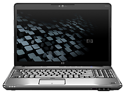 HP Pavilion dv6-1100sv Entertainment Notebook PC
