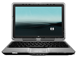HP Pavilion tx1250eg Notebook-PC