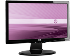 HP S2031a 20-inch Widescreen LCD Monitor