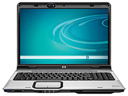 HP Pavilion dv9000 Entertainment Notebook PC series