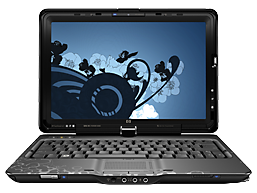 HP TouchSmart tx2-1050ep Notebook PC