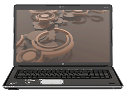 HP Pavilion dv8-1250ea Entertainment Notebook PC