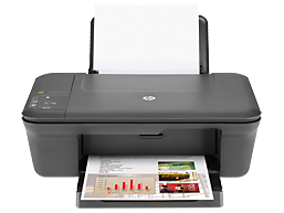 HP Deskjet 2050 All-in-One Printer - J510c