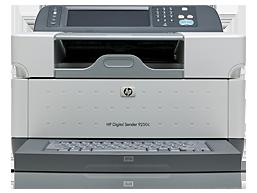 HP 9250c Digital Sender