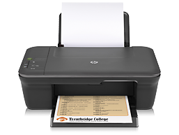 HP Deskjet 1051A All-in-One Printer