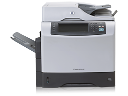 Learn & use for HP LaserJet M4345 Multifunction Printer series ...