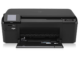 HP Photosmart e-All-in-One Printer series - D110
