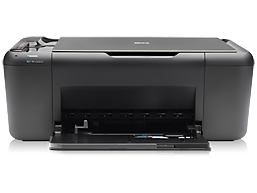 HP Deskjet F4500 All-in-One Printer series