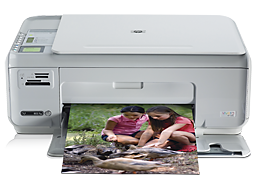 HP Photosmart C4390 All-in-One Printer