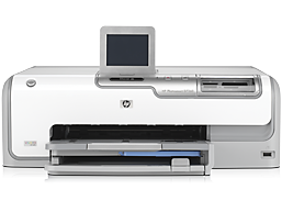 HP Photosmart D7263 Printer