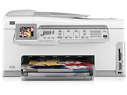 HP Photosmart C7200 All-in-One Printer series
