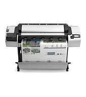 HP Designjet T2300 eMultifunction Printer series - HP Designjet Large Format Printers