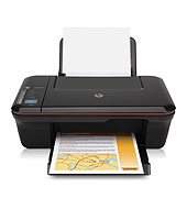 Impresora  Todo-en-Uno HP Deskjet 3050 - J610a