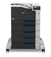 HP Color LaserJet Enterprise CP5525xh Printer
