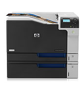 HP Color LaserJet Enterprise CP5525dn Printer - HP Color LaserJet Printers