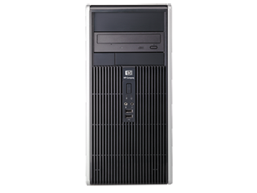 HP Compaq dc5800 Base Model Microtower PC